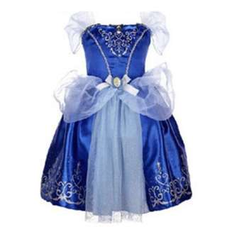 Cinderella dress for kids