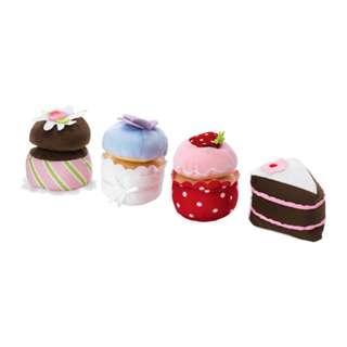 [IKEA] DUKTIG 4-piece DUKTIG 4-piece cupcake set