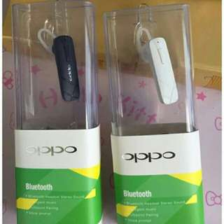 Oppo Bluetooth Headset