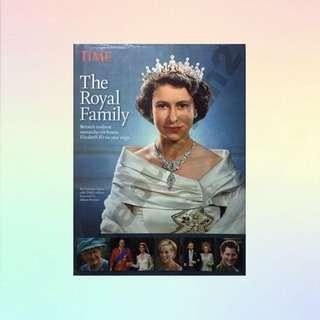 LIFE: The Royal Family
