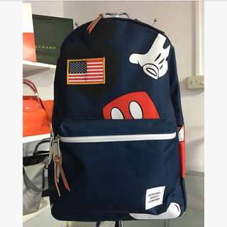 Herschel Mickey Mouse Settlement Backpack (FREE SHIPPING)