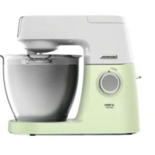 Kenwood Chef Sense XL Mixer-KVL6100 Green With 3 Years Local (Singapore) Manufacturer Warranty.