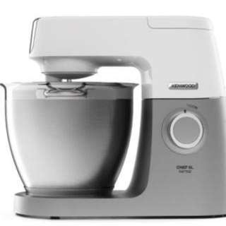 Kenwood Chef Sense XL Mixer-KVL6100 Silver With 3 Years Local (Singapore) Manufacturer Warranty.