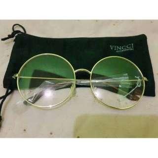 Round glasses Vincci