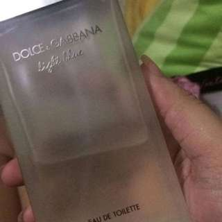 D & G Authentic Perfumes