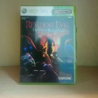 Resident Evil / Biohazard Operation Raccoon City Xbox 360