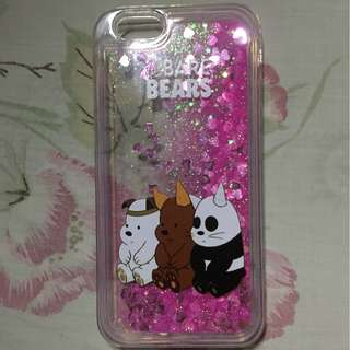 We bare bears case for iphone 6/6s