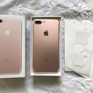 Apple iPhone 7 Plus 256gb Factory unlocked