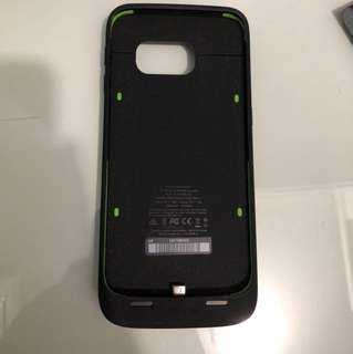 99% new Mophie juice pack for s6 edge