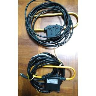Indoor/outdoor TV antenna