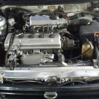 Toyota Corolla seg. 1.6m