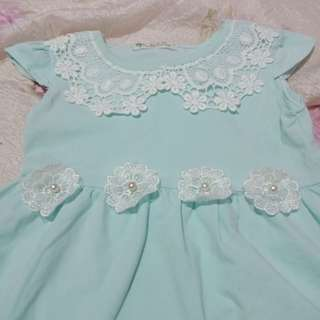 Local Made Baby Dress