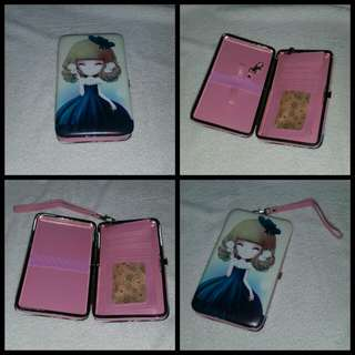 Cellphone Holder and Wallet