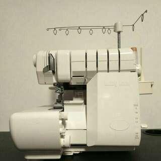 Baby lock evolve 8 thread sewing machine serger overlock cover stitch overlocker