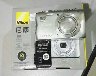Nikon Digital Camera Coolpix A300 new in stock