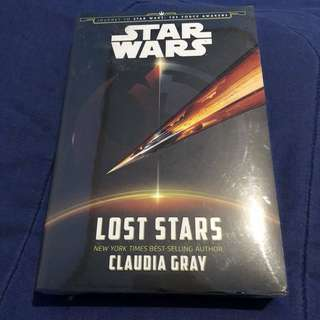 Star Wars Lost Stars by Claudia Gray