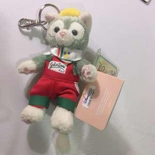香港迪士尼 吊帶褲 傑拉托尼 畫家貓