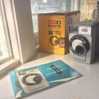 Kodak brownie 8mm film camera