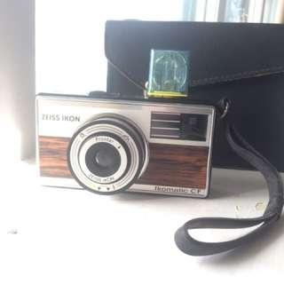 Zeiss film camera