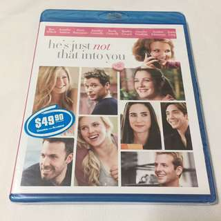 BN He's Just Not That Into You Movie Blu Ray