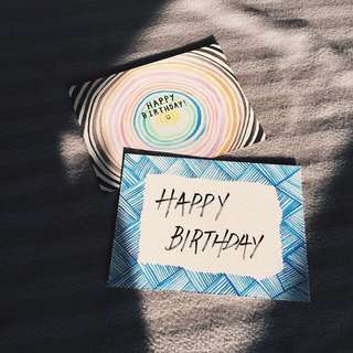 Calligraphy Cards (CLEARANCE!)