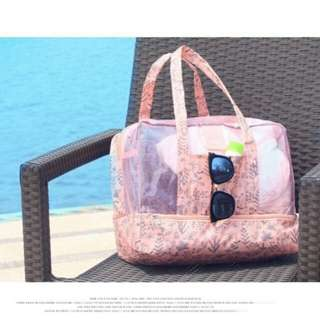 Beach bag / tas pantai