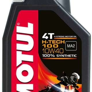 Original motul H-tech 10w40