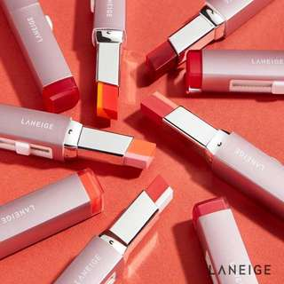 laneige matte two tone lip bars