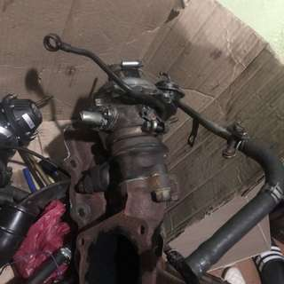 Turbo kit l5 efrl for kelisa and kancil