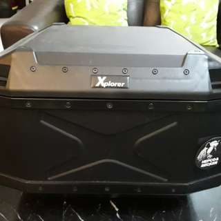 TOP BOX HEPCO & BECKER FOR KAWASAKI VERSYS 100