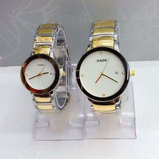 RADO Couples Watch 2 Tone