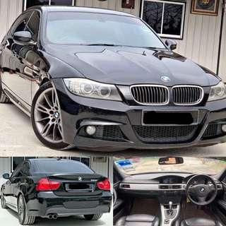 SAMBUNG BAYAR / CONTINUE LOAN  BMW E90 325 LCI 2.5 M SPORT