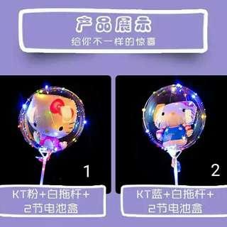 Balon Led Karakter