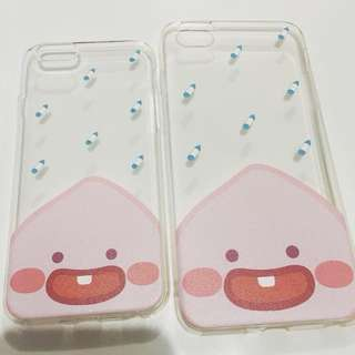 Wannaone daniel kakaofriends apeach case