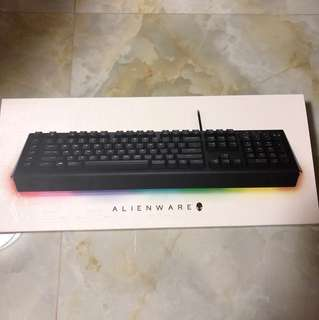 Alienware Advanced Gaming Keyboard AW568