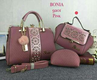 Bonia 3 in 1 Set