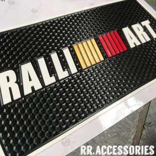 BN Mitsubishi Ralliart Anti-Slip Mat