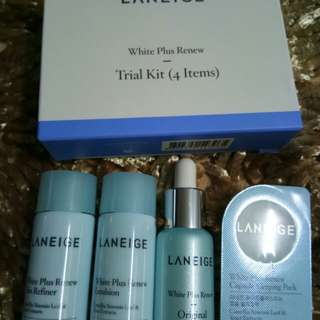 Laneige White plus renew