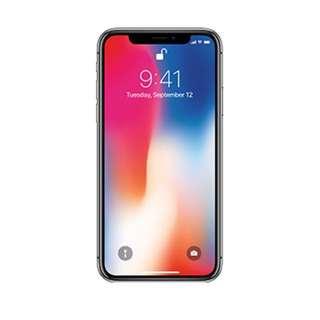 Iphone x 64gb new