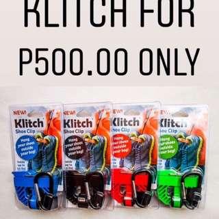 Klitch Shoe Clip