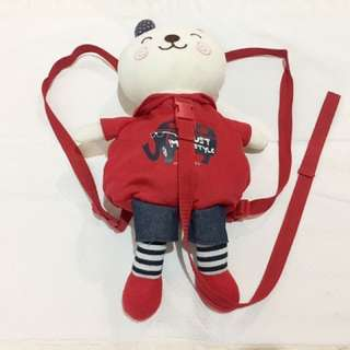 Anti-lost backpack for toddler