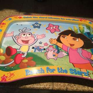 Metal Child TV Trays with legs