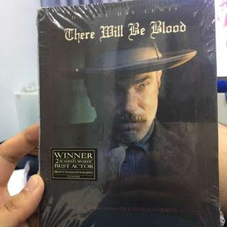 THERE WILL BE BLOOD- DVD