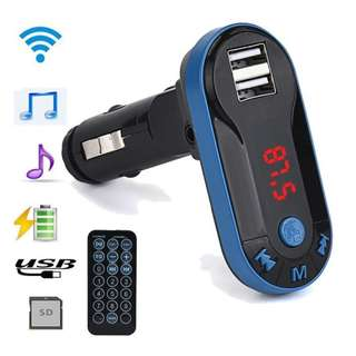 Bluetooth Car Transmitter