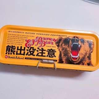 🇯🇵🐻 (包順豐自取)正品 熊出沒注意 筆盒