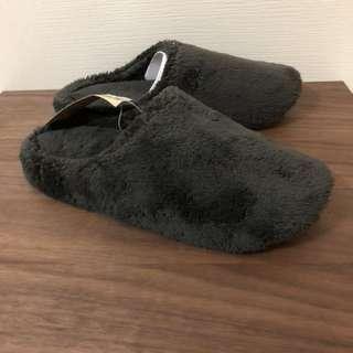 全新 無印良品 舒壓室內拖鞋 M