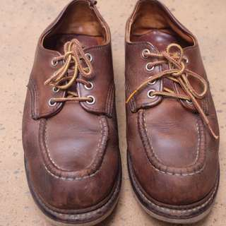 Red Wing Shoes Heritage Oxford 8109 Mahogany size 40