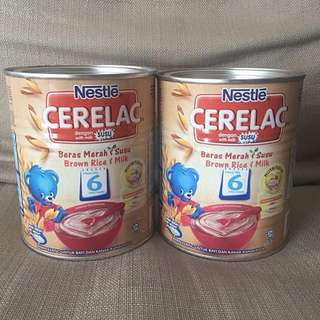 Nestle Cereal (Brown Rice)