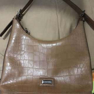 Authentic Nine West leather bag
