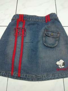 Rok Jeans Snoopy